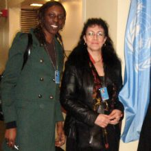 UN CSW54 - New York - Millennia 2015