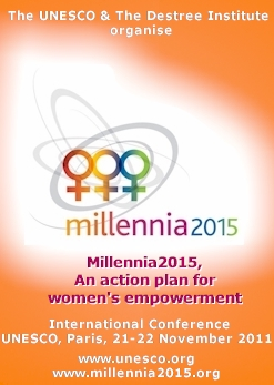 Millennia2015, The foresight exercise