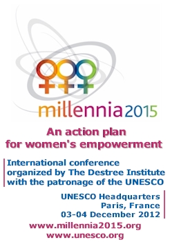 Millennia2025, An Action plan for women's empowerment