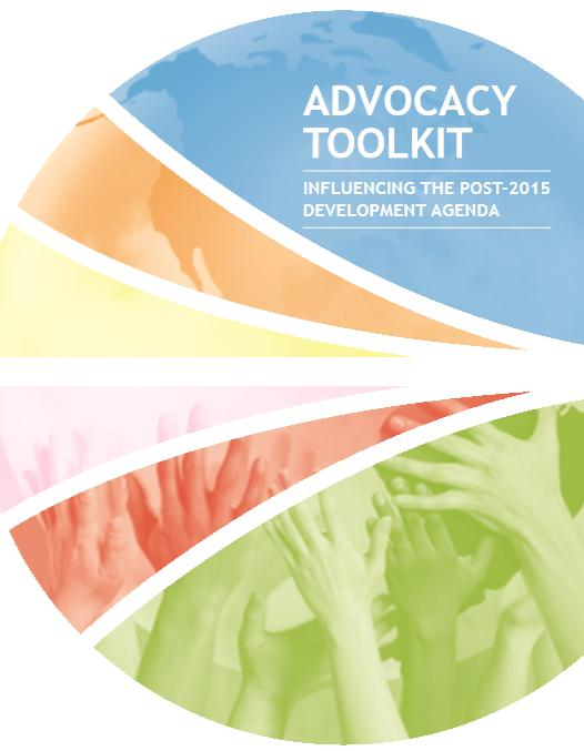 Advocacy Toolkit - Influencing the post-2015 Development Agenda