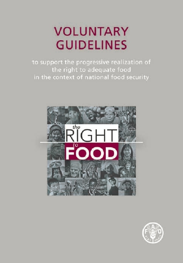 FAO Voluntary Guidelines