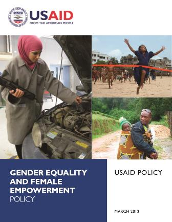 Gender Equality And Female Empowerment Policy