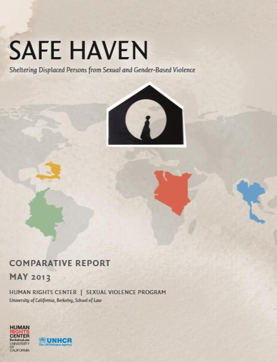 Safe Haven - Sheltering Displaced Persons from Sexual and Gender-Based Violence