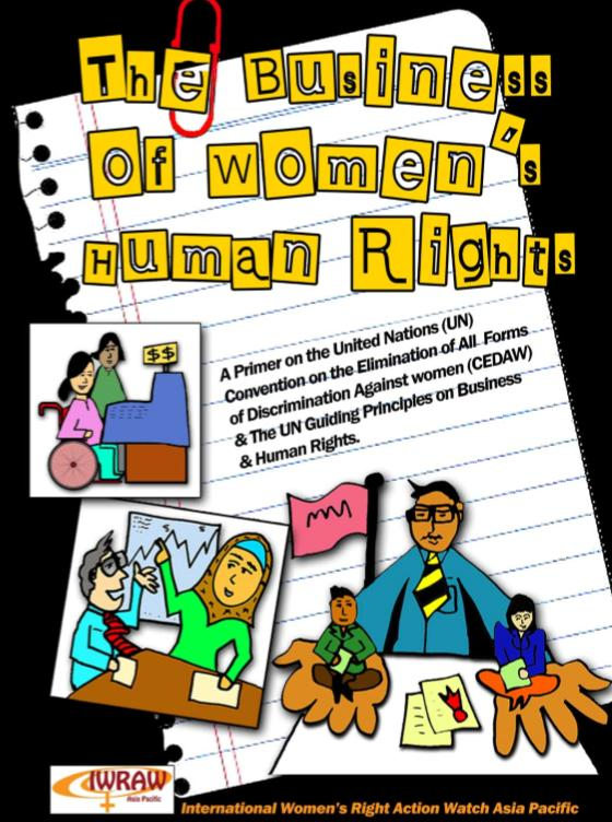 The Business of women's human rights