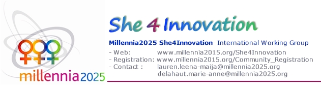 Millennia2025 She4Innovation