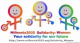 Action-Conference Millennia2025 Solidarity-Women, 25.04.2015