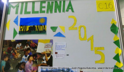 Millennia2015 at the World Congress 2014 in Seoul